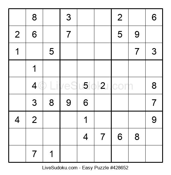 Beginners Puzzle #428652