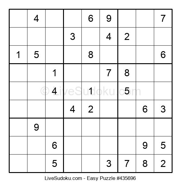 Beginners Puzzle #435696