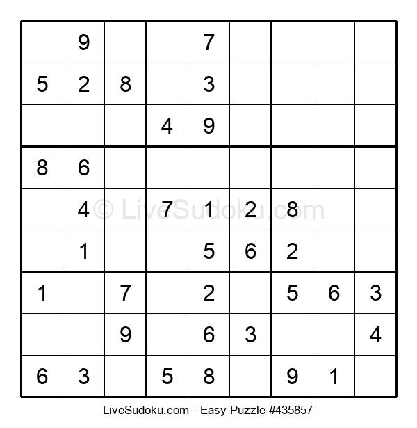 Beginners Puzzle #435857