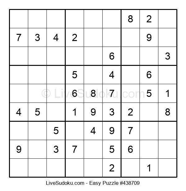Beginners Puzzle #438709