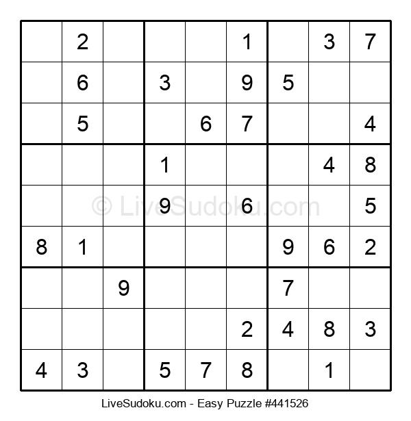 Beginners Puzzle #441526