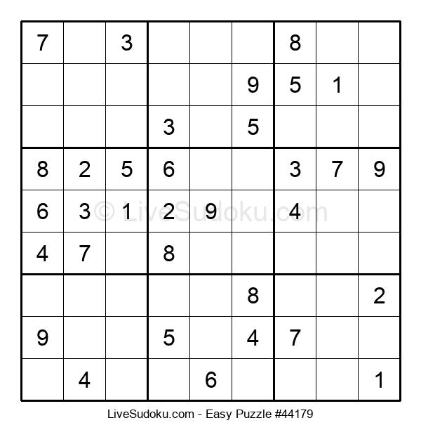 Beginners Puzzle #44179
