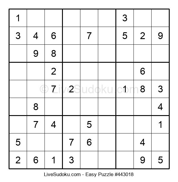 Beginners Puzzle #443018