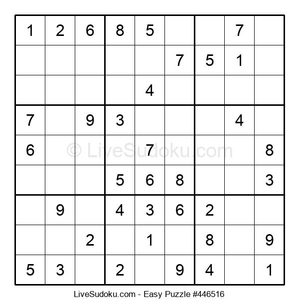 Beginners Puzzle #446516