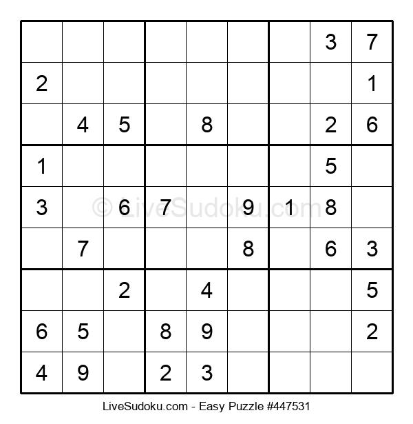 Beginners Puzzle #447531