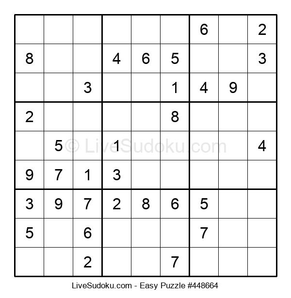 Beginners Puzzle #448664