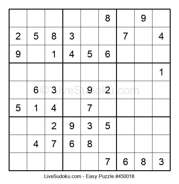 Beginners Puzzle #450018