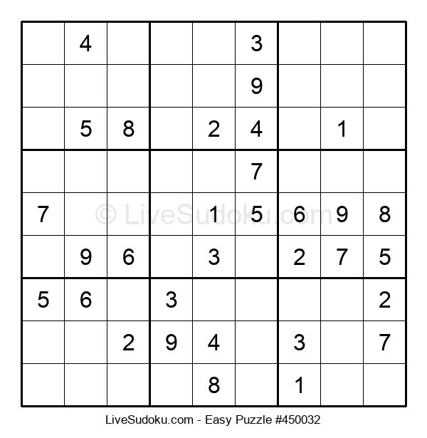 Beginners Puzzle #450032