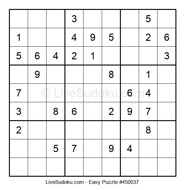 Beginners Puzzle #450037
