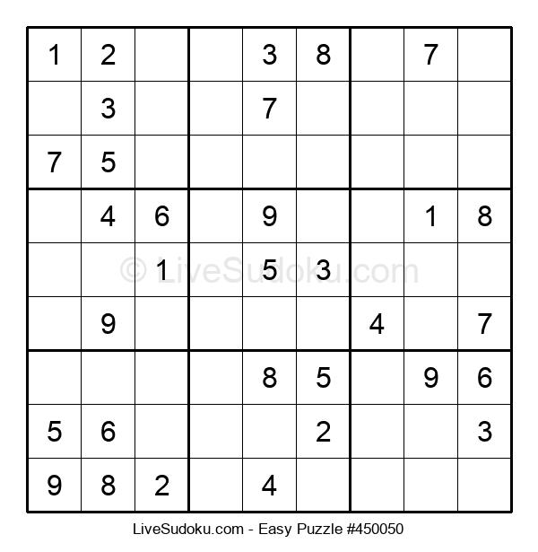 Beginners Puzzle #450050
