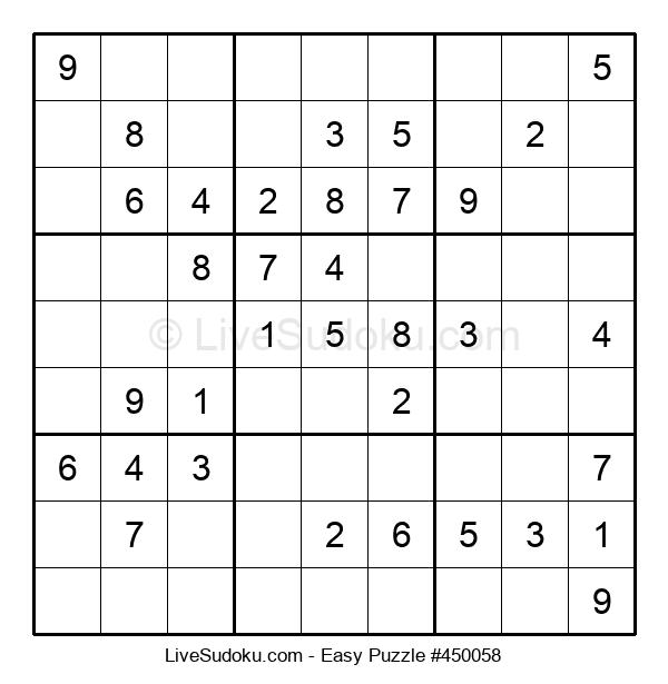Beginners Puzzle #450058