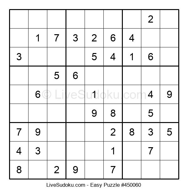 Beginners Puzzle #450060