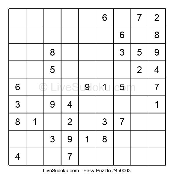 Beginners Puzzle #450063