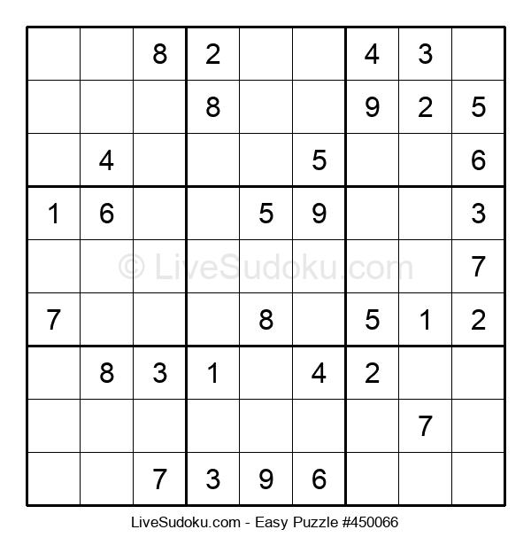 Beginners Puzzle #450066