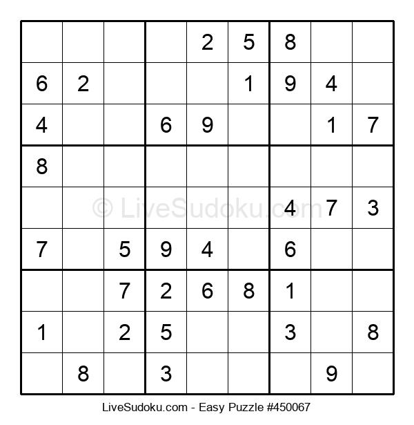 Beginners Puzzle #450067