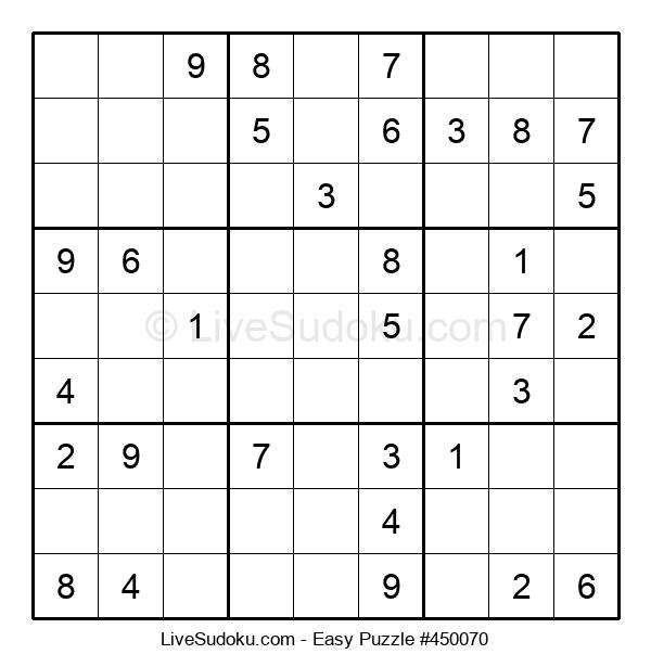 Beginners Puzzle #450070