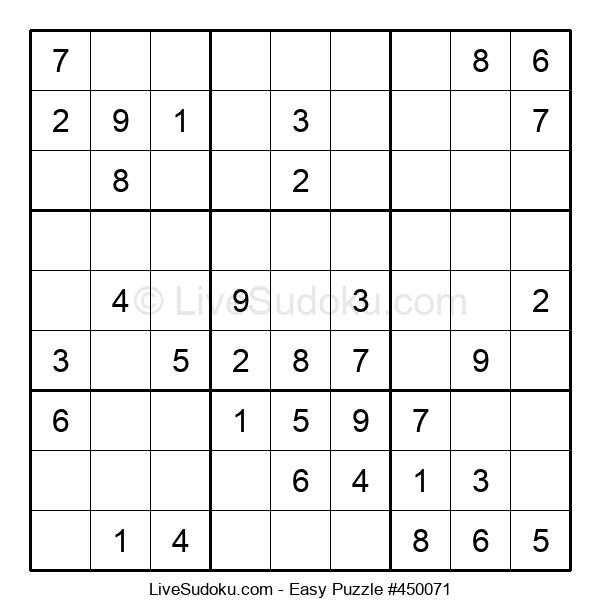 Beginners Puzzle #450071