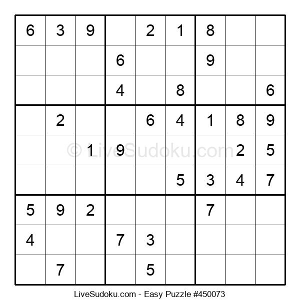 Beginners Puzzle #450073