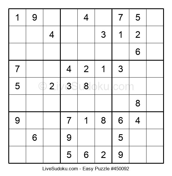 Beginners Puzzle #450092