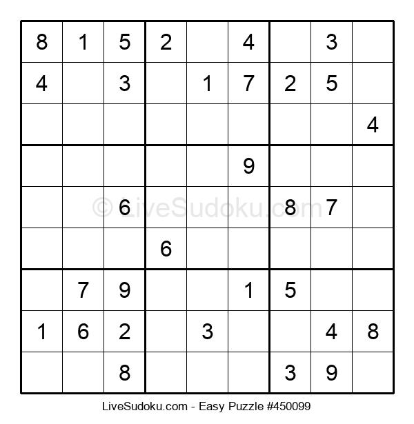 Beginners Puzzle #450099