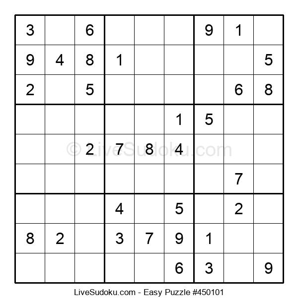 Beginners Puzzle #450101