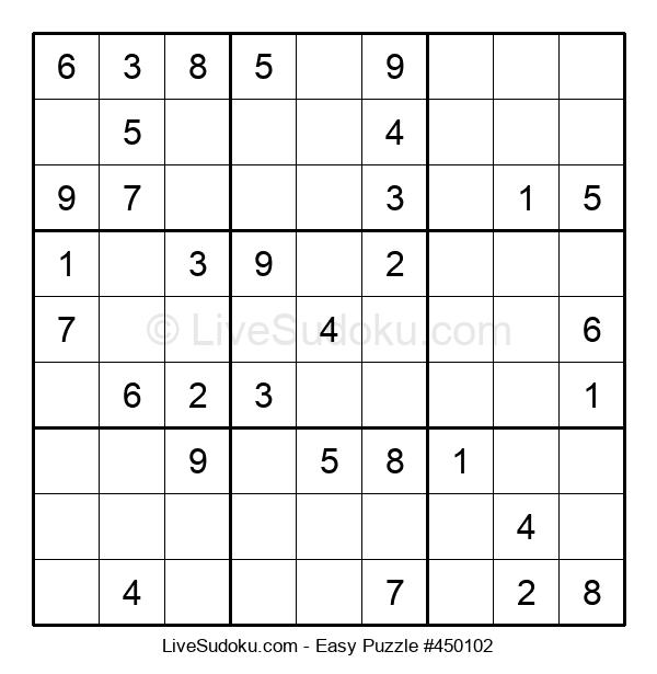 Beginners Puzzle #450102