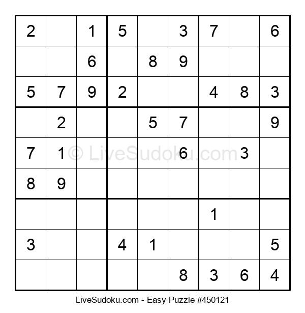 Beginners Puzzle #450121