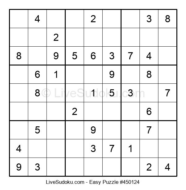 Beginners Puzzle #450124