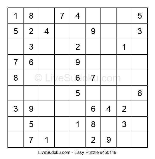 Beginners Puzzle #450149