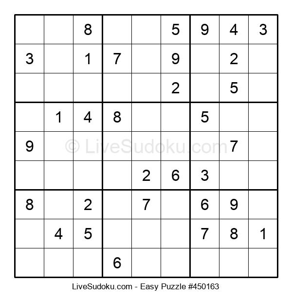 Beginners Puzzle #450163