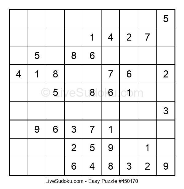 Beginners Puzzle #450170