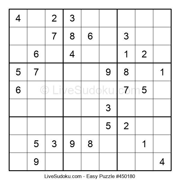 Beginners Puzzle #450180