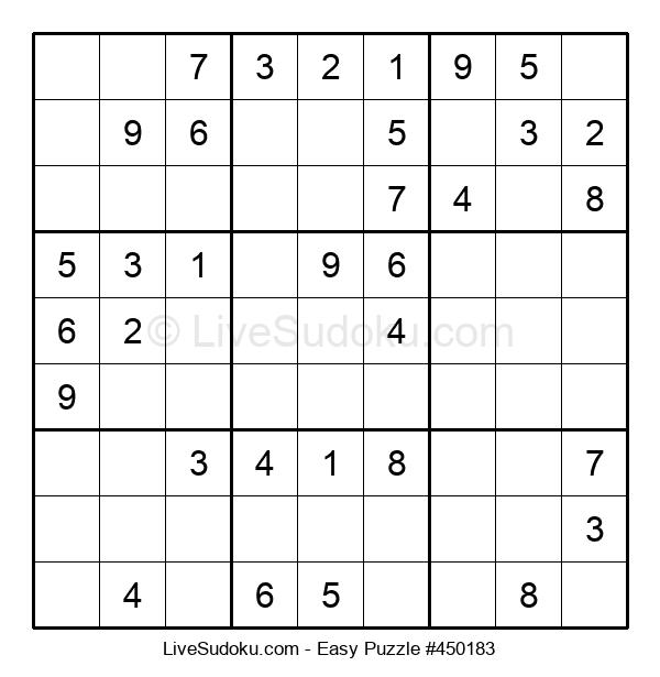 Beginners Puzzle #450183