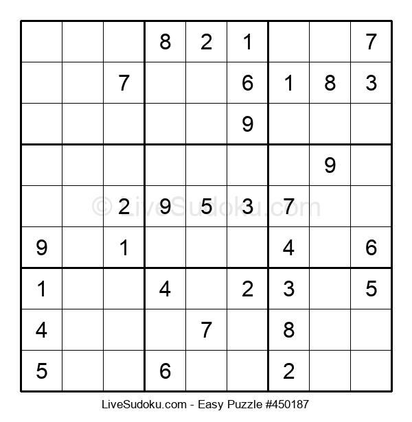 Beginners Puzzle #450187