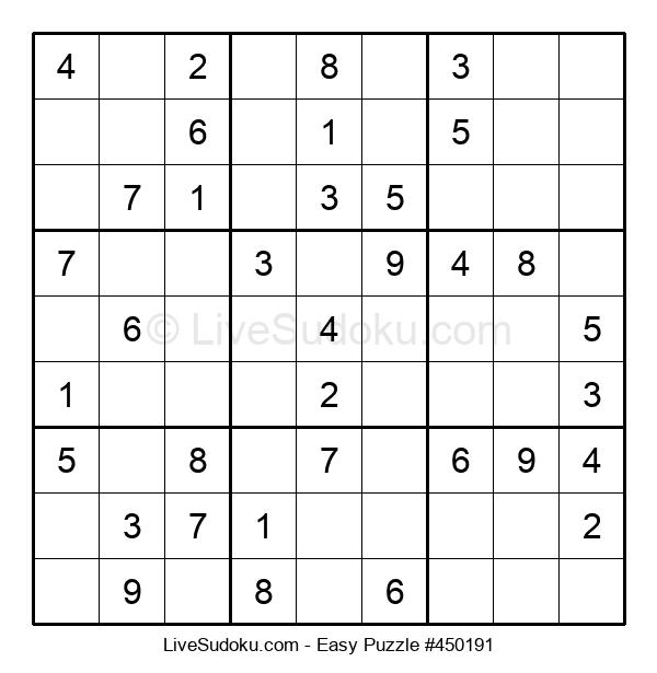 Beginners Puzzle #450191
