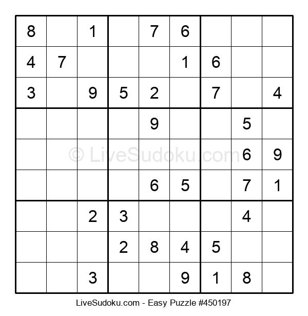 Beginners Puzzle #450197
