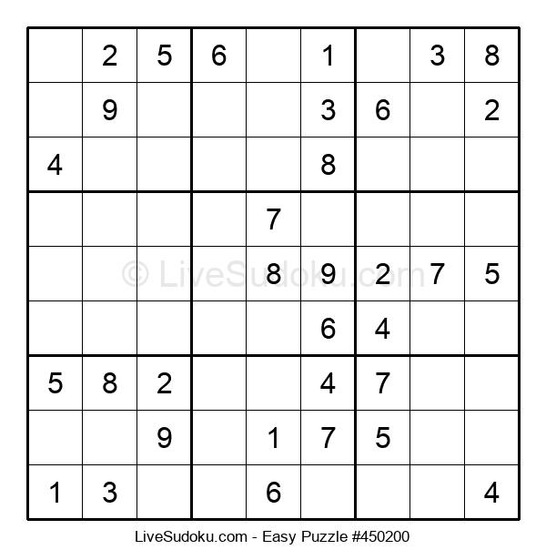 Beginners Puzzle #450200