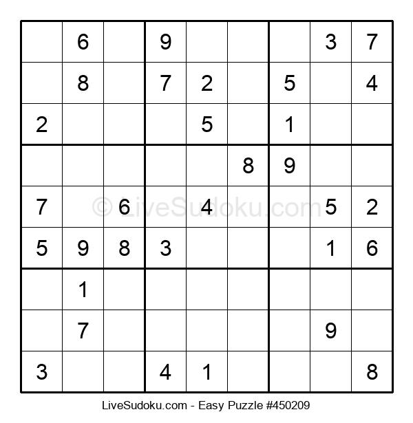 Beginners Puzzle #450209