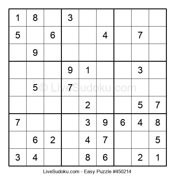 Beginners Puzzle #450214