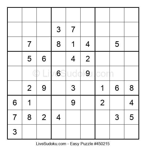 Beginners Puzzle #450215
