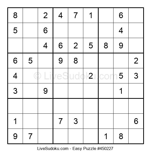 Beginners Puzzle #450227