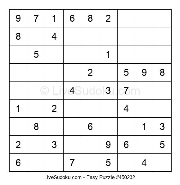 Beginners Puzzle #450232