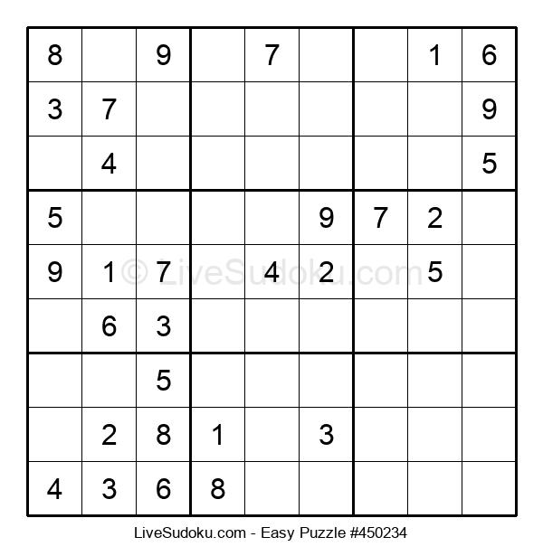 Beginners Puzzle #450234