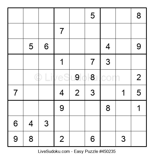 Beginners Puzzle #450235
