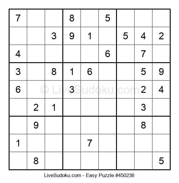 Beginners Puzzle #450236