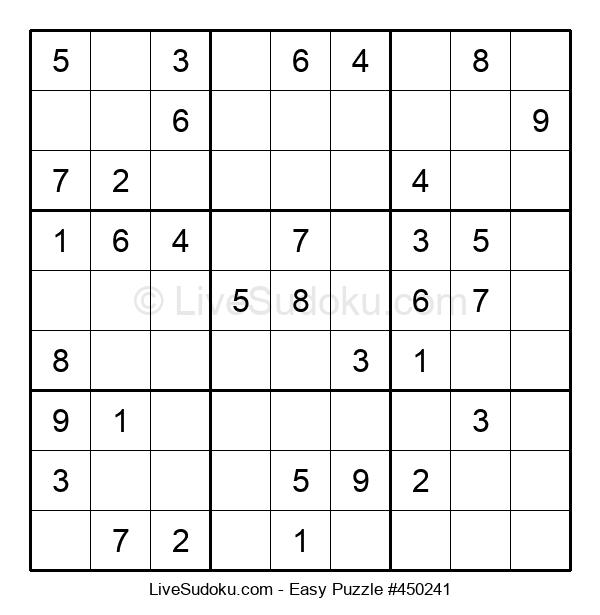 Beginners Puzzle #450241