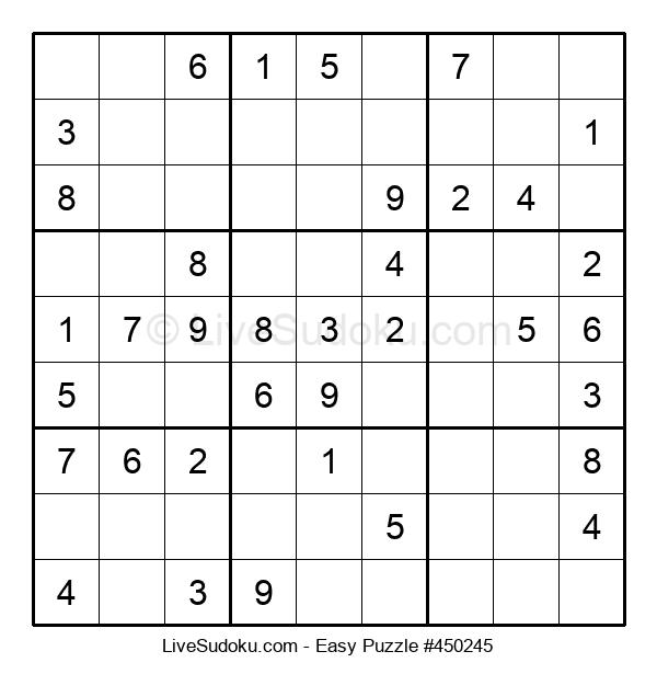Beginners Puzzle #450245