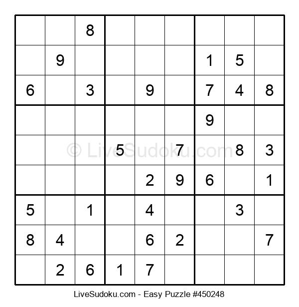 Beginners Puzzle #450248