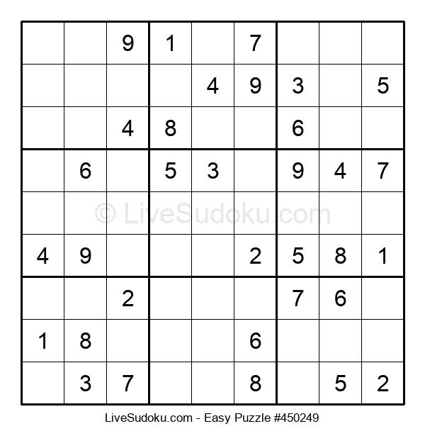 Beginners Puzzle #450249