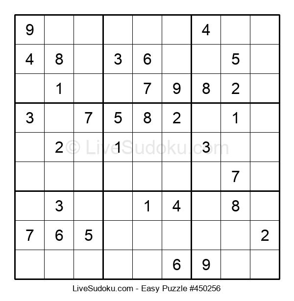 Beginners Puzzle #450256